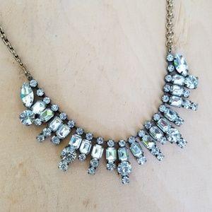 J.CREW Rhinestone Necklace